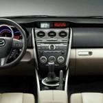 Mazda CX-7 interior completo