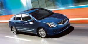 Nissan Sentra 2011 azul