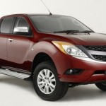 Mazda BT50 con la mayor economía de combustible