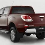 Mazda BT50 con la capacidad para mover grandes pesos