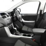 Mazda BT50 espacioso interior