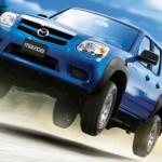 Mazda BT50 conjugado con la mayor agilidad