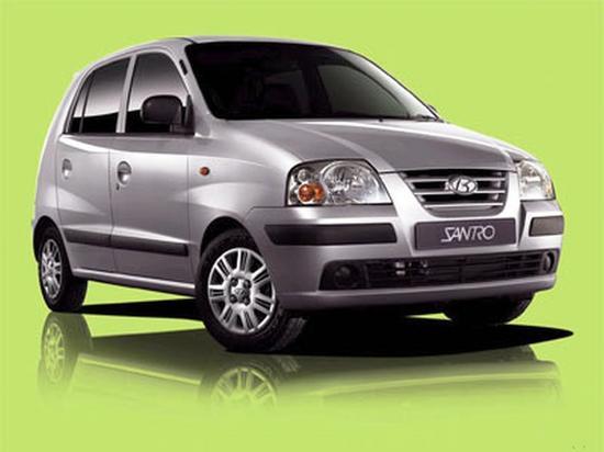 Hyundai Santro nuevo
