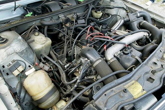 Renault 18 motor