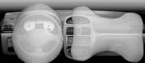 RENAULT SCENIC SPORTWAY airbags