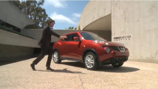 Video: Juke film answers the question – What were Nissan designers thinking?