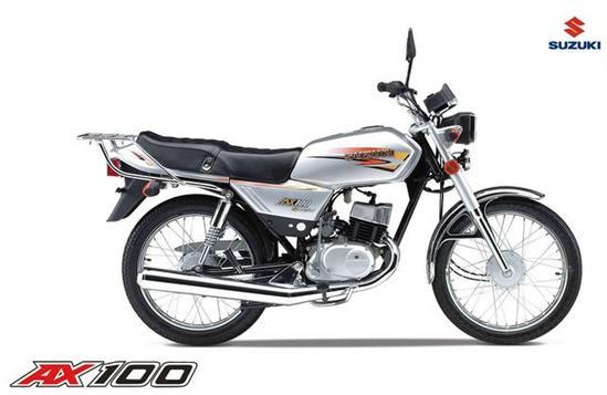 Suzuki AX 100 wallpaper