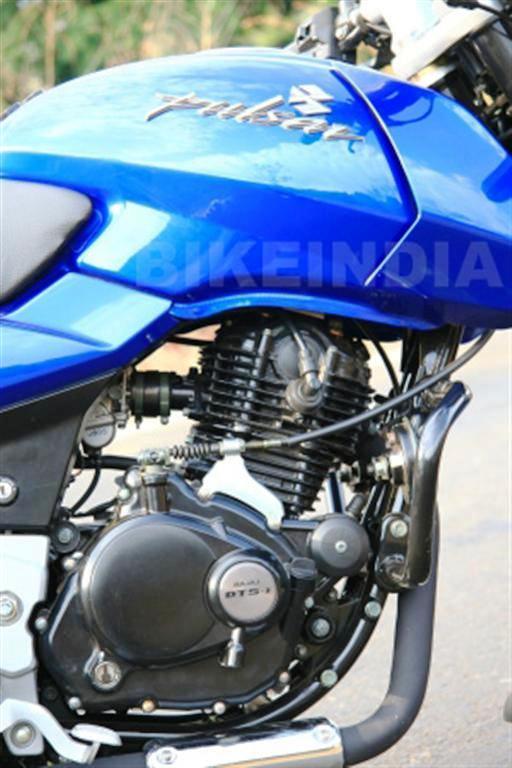 Auteco Bajaj Pulsar 180 UG foto motor