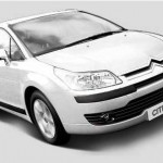 citroën C4 blanco nevado