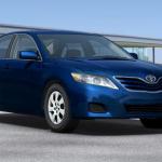 Toyota Camry Blue Ribbon Metallic