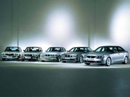 BMW Serie 5 evolucion