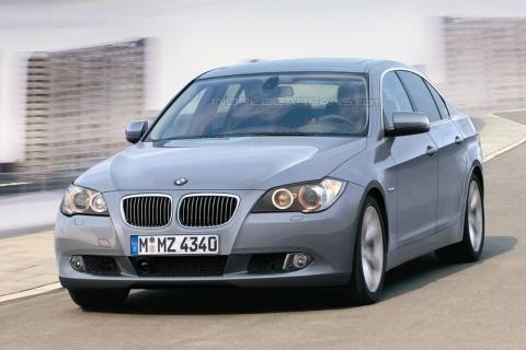 BMW Serie 5 exterior