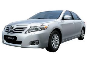 Toyota Camry detalle