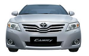 Toyota Camry frente
