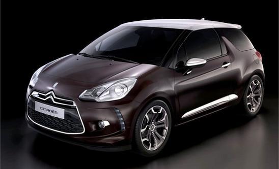 Citroën Nuevo DS3 9