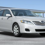 Toyota Camry Clasic Silver Metallic
