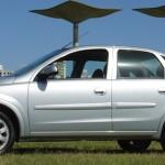 Chevrolet Corsa perfil