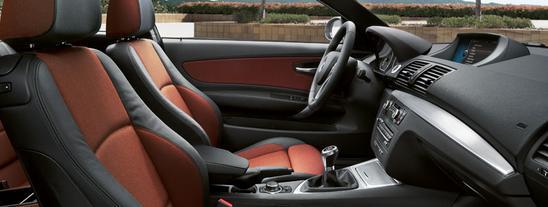 BMW SERIE 1/5 puertas interior