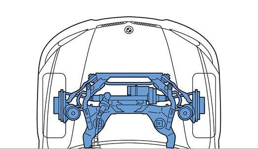 BMW SERIE 1/5 puertas eje delantero