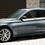 BMW serie 5 Gran Turismo exterior