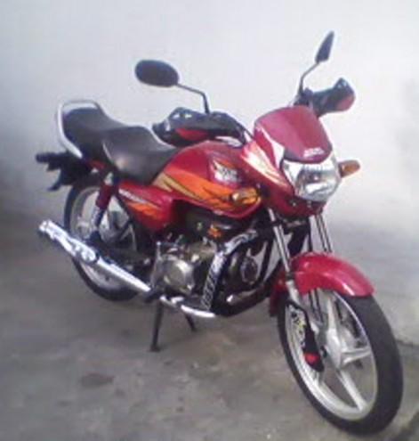 Honda Eco Deluxe roja