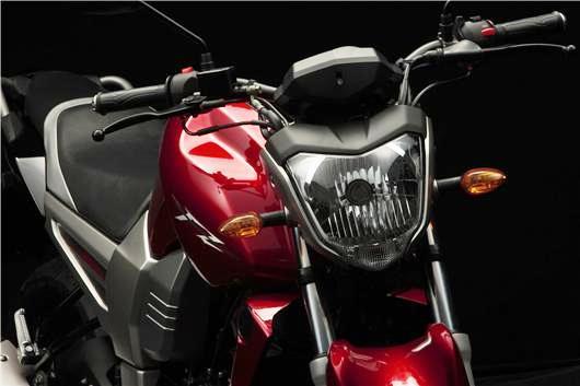 Yamaha FZ 16 faro