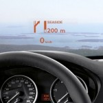 Bmw X5 Head up Display