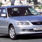 Mazda 626 Cuarta Generacion