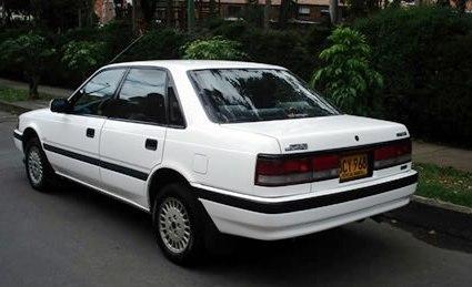 Mazda 626 Sedán 1980