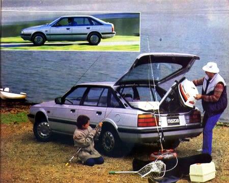 Mazda 626 LX Primera serie