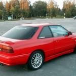 Mazda 626 Segunda generaccio
