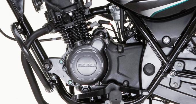 Auteco Bajaj Discover 100 motor