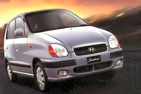 Hyundai Santro 2008