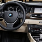 BMW serie 5 Gran Turismo interior