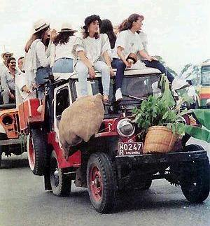 jeep willys en colombia