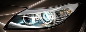 BMW Z4 luces