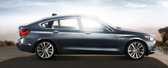 BMW serie 5 Gran Turismo 16