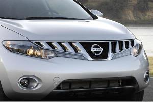 Diseño Exterior  Nissan Murano