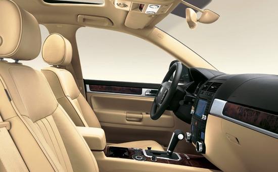 Touareg Volkswagen interior