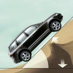 Touareg Volkswagen offroad
