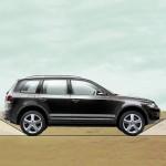 Touareg Volkswagen off road 2