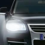 Touareg Volkswagen on road