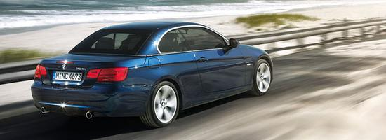 BMW Serie 3 Cabrio