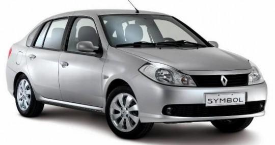 Renault Symbol detalle