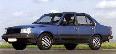 RENAULT 18 | Conocido dentro de Renault como 'Proyecto 134′