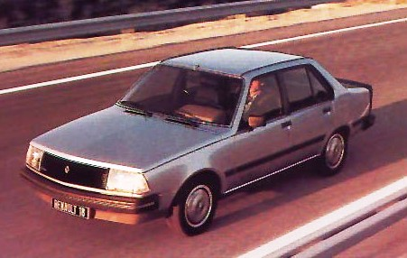 Renault 18 en marcha