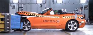 BMW Z4 seguridad