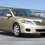Toyota Camry Sandy Beach Metallic