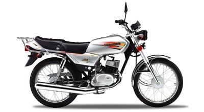 SUZUKI AX 100 | Una clásica mejorada a traves de los años.