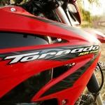 Honda XR detalle